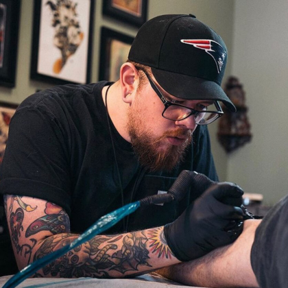 Tattoo Design – Depth and Design